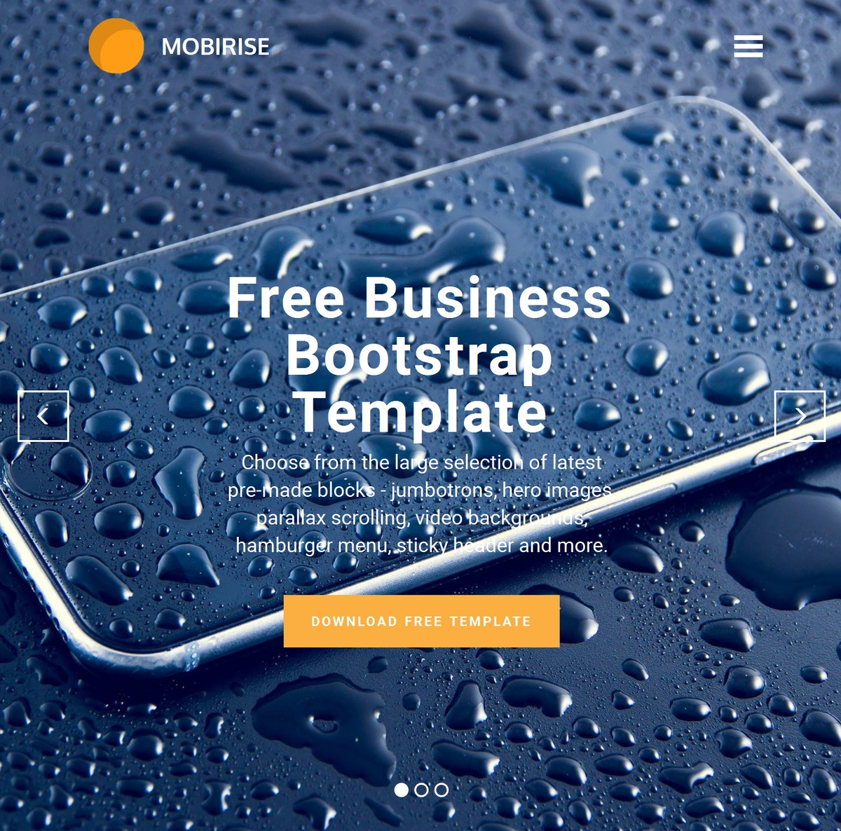 Mobile Responsive  Templates Themes Extensions